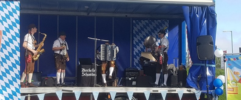 Wasptoberfest at Ricoh Arena with Bierkeller Schunklers